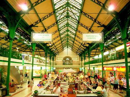 София/Sofija(Bulgaria) - Central Hali Market Hall