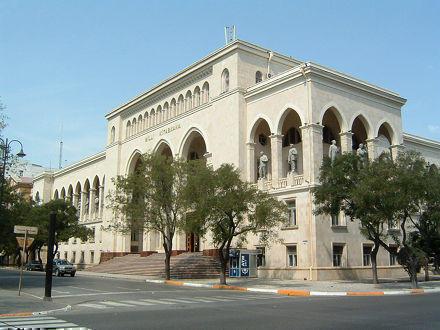 Азербайджанская национальная библиотека
