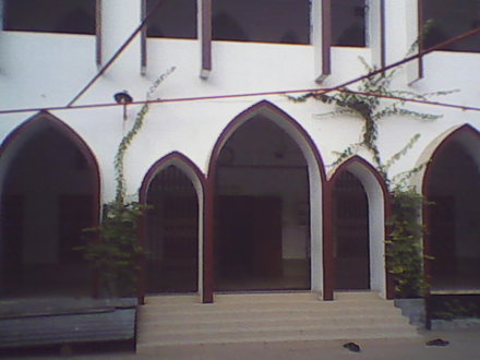 Nakhalpara Sapra Mosque