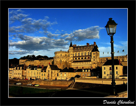 Chateau de Amboise @ Sunset