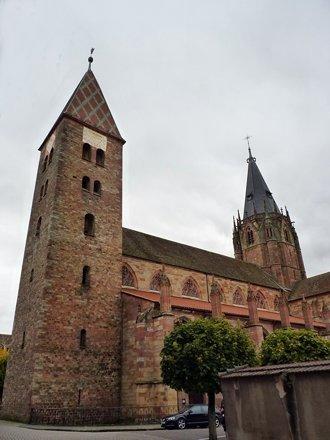 Wissembourg - Saint-Pierre-et-Saint-Paul