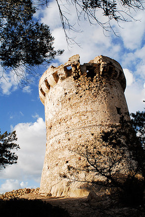Capu Neru  watchtower - 2