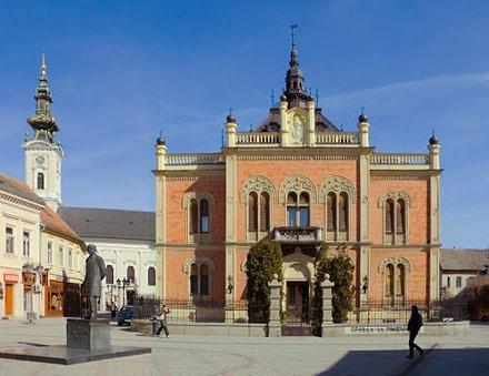 Bishop's Palace - Ortodox püspöki palota