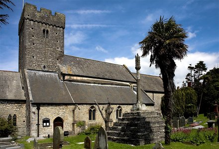 Llantwit Major Church