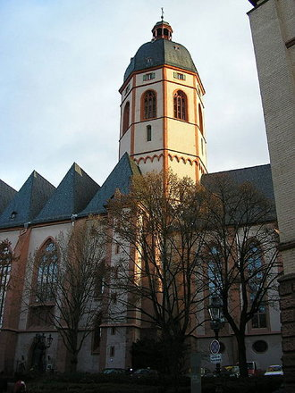 St. Stephen's Church, Mainz