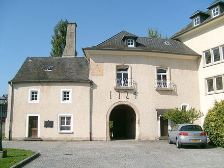 Stadtbredimus Castle