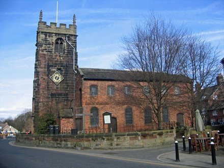 St Luke's Church, Holmes Chapel