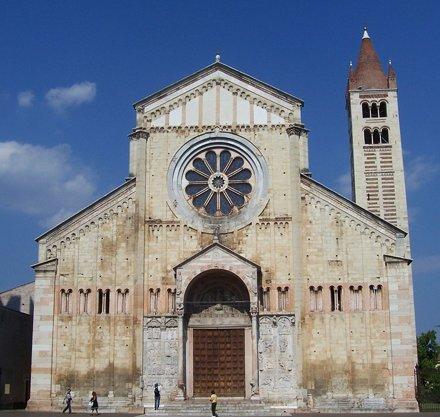Verona, San Zeno Maggiore