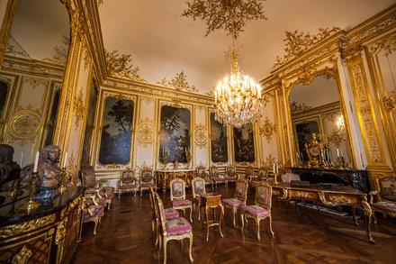 Château de Chantilly Interior