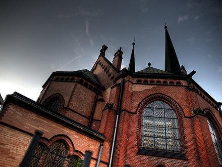 Architecture in Olomouc