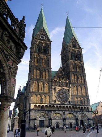 Bremen: Catedral