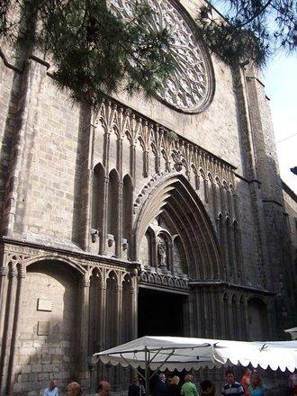 Santa María del Pí, Barcelona