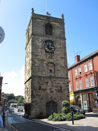Morpeth Clock Tower