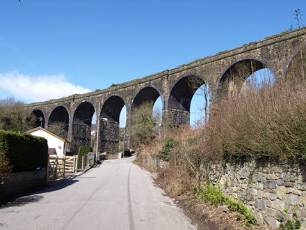 Garndiffath Viaduct