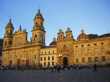 Primary Cathedral of Bogotá