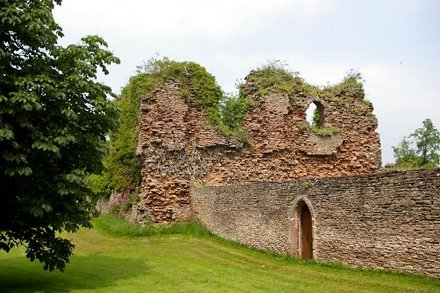 Alberbury Castle