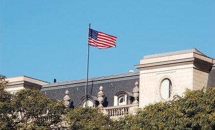 Embajada de Estados Unidos (ex Palacio Bosch), Palermo, Buenos Aires, Argentina (11265877)