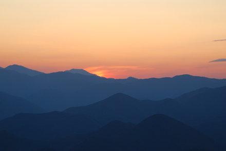 Namsan Sunset