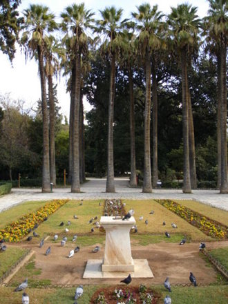 National Garden of Athens