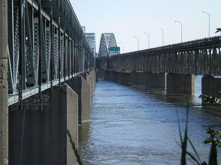 Honoré Mercier Bridge