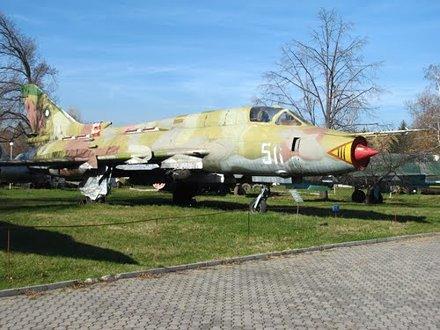 Sofia-National Museum of Military History(SU-22M4)