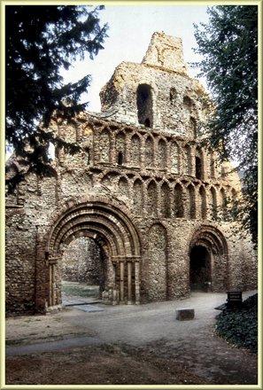 COLCHESTER.. St Botholph's Priory