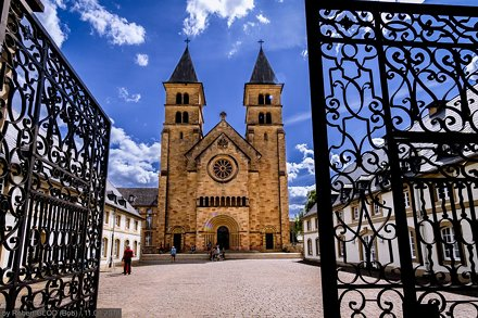 Echternach - St. Willibrord Basilica and Abbey