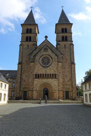 Echternach (Luxembourg) - 15 - Basilique Saint Willibrord