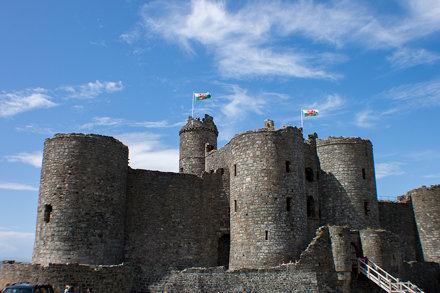 Aberdyfi, Wales