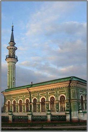 Photo gallery of cem mosque in kazan advisoravel ilia iliaov altavistaventures Images