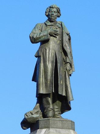 Cyprian Godebski: Pomnik Adama Mickiewicza (1898)