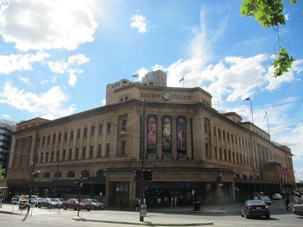 Adelaide Stn
