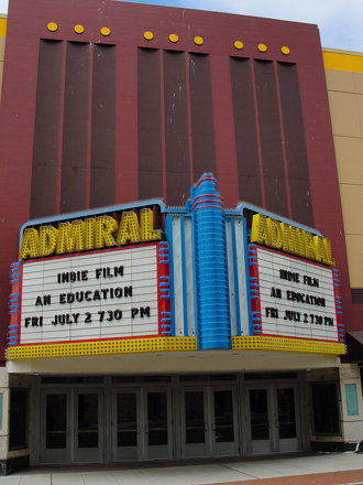 Admiral Theater, Bremerton, WA