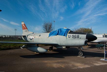 North American F-86L Dog Sabre