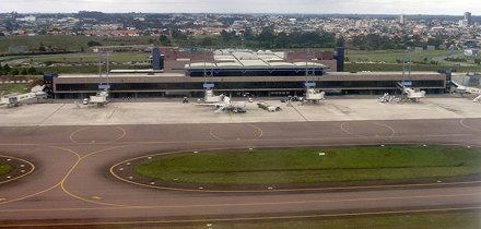 Afonso Pena International Airport (CWB), Curitiba, Brazil
