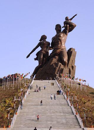 African Renaissance Monument
