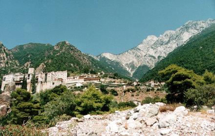 Agiou Pavlou monastery