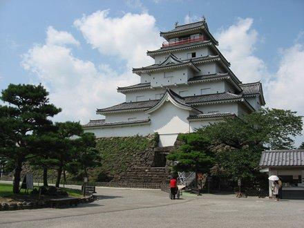 Visiting Tsuruga-jo-24