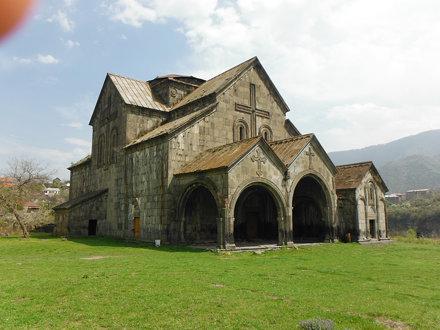 Armenia. Monasterio de Akhtala. Iglesia de St. Astvazazin