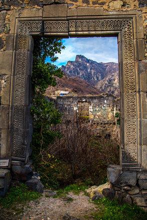 Akhtala Monastery Ruins, Armenia