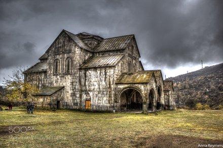 Akhtala Monastery, Armenia