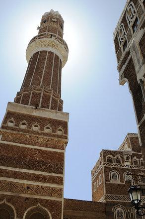 al-Abhar mosque, Sana'a
