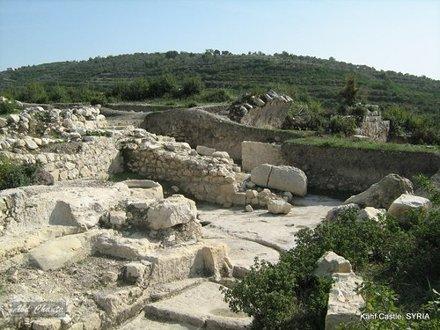 Qalaat Al-kahf قلعة الكهف