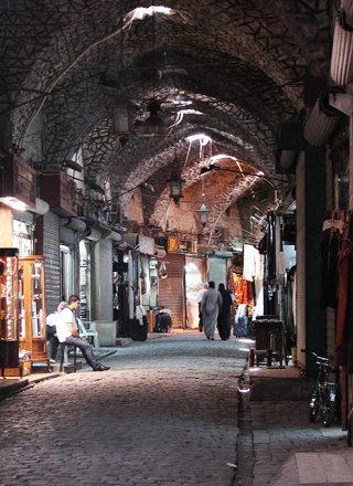 Souq al-'Atmah, Souq al-Madina, Aleppo