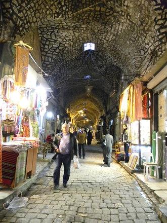 Covered Suq of Aleppo