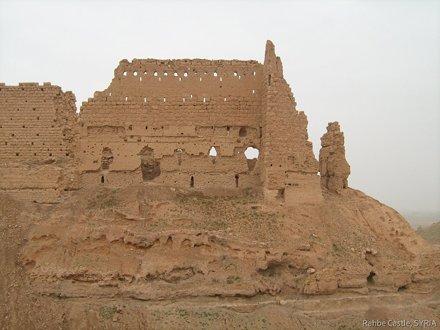 Rahbe Castle