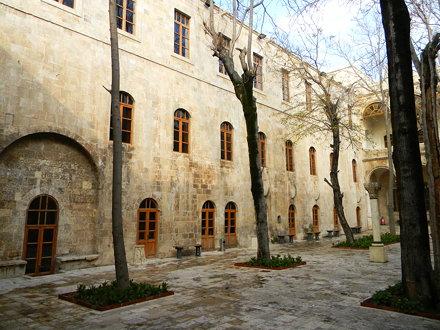 Al-Shibani Church-School, Aleppo