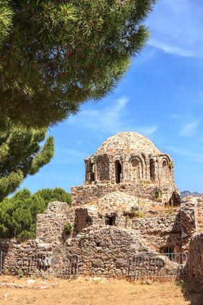 Alanya Castle Church