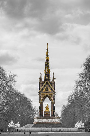 20170316_F0001: Golden Albert Memorial