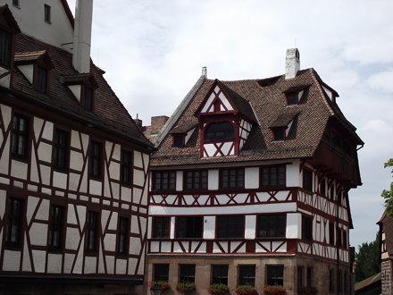 Nürnberg - Albrecht-Dürer-Haus